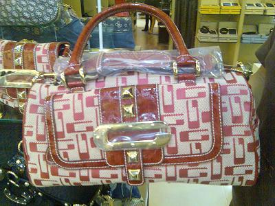 My Guess Bag.