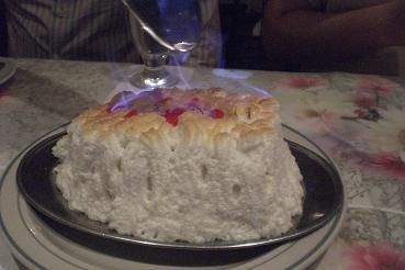 Alaska Cake pic 2