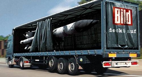 Hidden Missile Truck