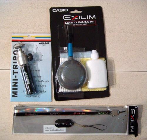 Casio Digital Camera Kit