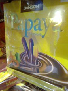Papaya Chocolate