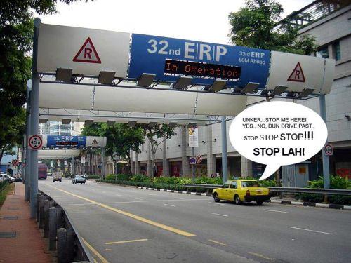 ERP Taxi Joke